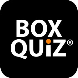 BOX QUIZ logo stor